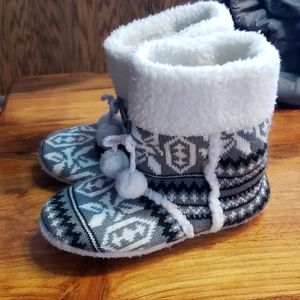 Slippers Boots Booties Large